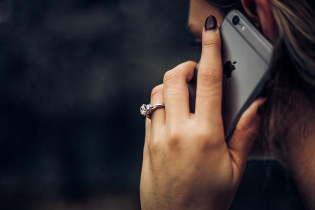 niedziałający mikrofon w iphone